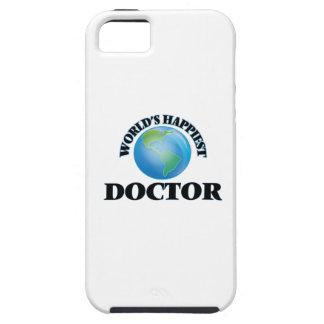 El doctor más feliz del mundo iPhone 5 Case-Mate fundas