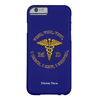 El doctor MD Funda Para iPhone 6 Barely There