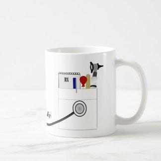 El doctor personalizado Mug Taza De Café