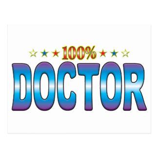 El doctor Star Tag v2 Postales