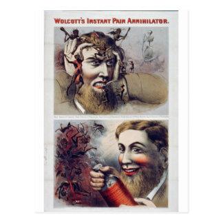 El dolor inmediato Annihilator de Wolcott Postal