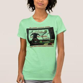 el doobie ve la TV--Canal del cc Vimx, el cOM333 Camiseta