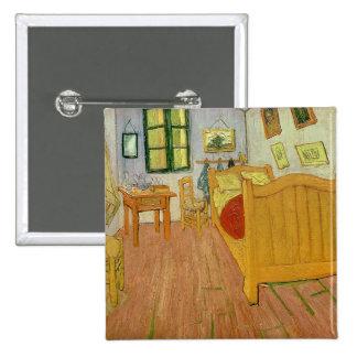 El dormitorio, 1888 (aceite en lona) pin