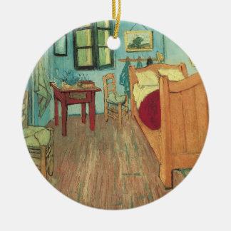 El dormitorio de Vincent en Arles, Van Gogh, arte Ornamente De Reyes