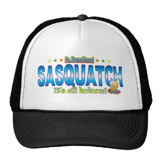 El Dr. B Head de Sasquatch Gorras