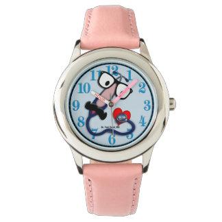 El Dr. divertido Feel Good Watch Reloj De Pulsera
