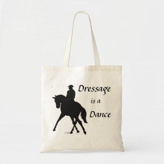 El Dressage es un bolso de la danza