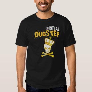 El Dubstep real Camisetas