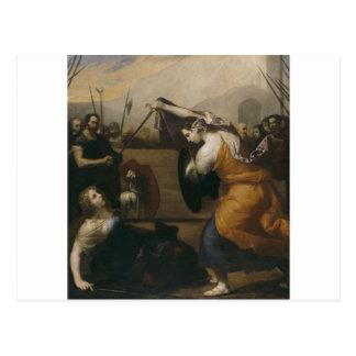 El duelo de las mujeres (el duelo de Isabel de Postal