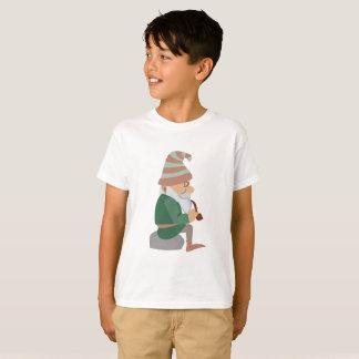 El duende embroma la camiseta