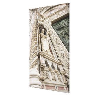 El Duomo Santa María Del Fiore Florencia Italia 2 Impresiones En Lona Estiradas