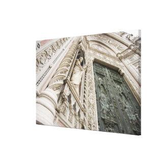 El Duomo Santa María Del Fiore Florencia Italia Impresión En Lona