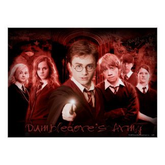 El ejército 2 de Dumbledore Posters
