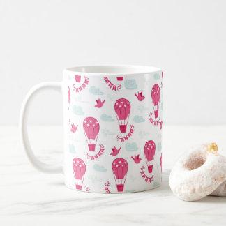 El el día de San Valentín hincha el modelo del Taza De Café