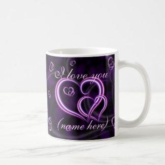 El el día de San Valentín personaliza los Taza De Café