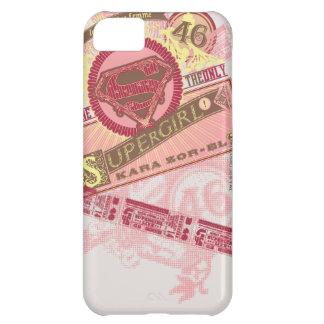 El el único Supergirl Funda Para iPhone 5C