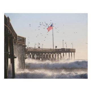 El embarcadero de Ventura agita el EL Nino del | Cuadro