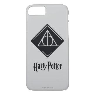 El encanto el | de Harry Potter mortal santifica Funda iPhone 7