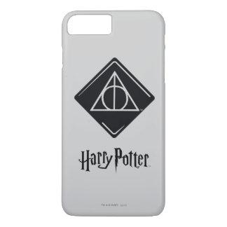 El encanto el | de Harry Potter mortal santifica Funda iPhone 7 Plus