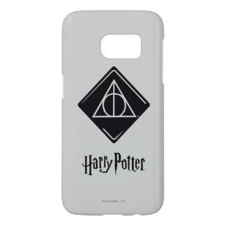 El encanto el | de Harry Potter mortal santifica Funda Samsung Galaxy S7