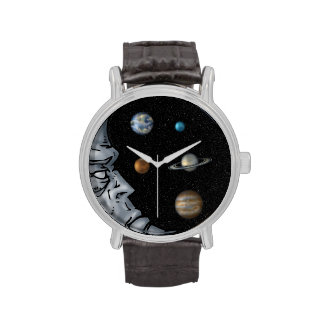 El encargado de la luna relojes de pulsera