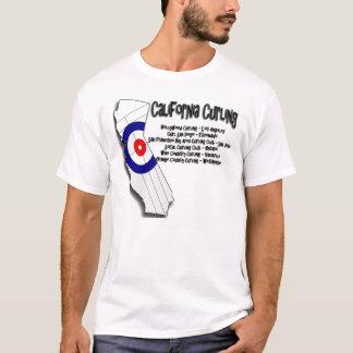 El encresparse de California Camiseta
