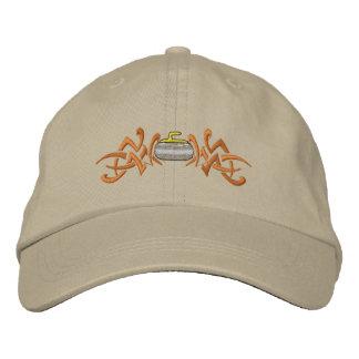 El encresparse tribal gorra de béisbol