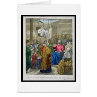 El enfermo de la parálisis trajo a Cristo por su F Felicitaciones