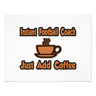 El entrenador de fútbol inmediato… apenas añade el anuncios personalizados