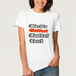 El entrenador de fútbol más caliente del mundo camiseta