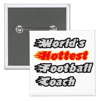 El entrenador de fútbol más caliente del mundo pin