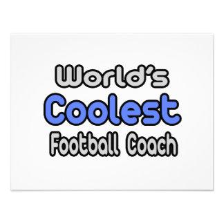 El entrenador de fútbol más fresco del mundo anuncios personalizados