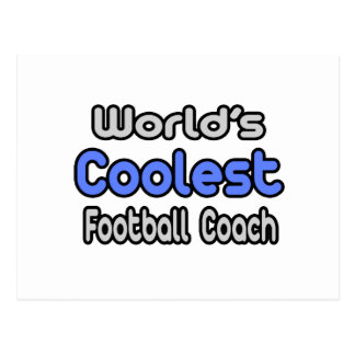 El entrenador de fútbol más fresco del mundo postales