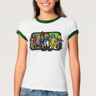 El equipo camiseta