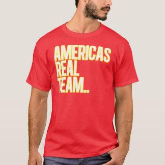 El equipo real de América Camiseta