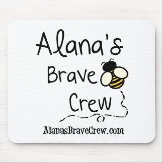 El equipo valiente de Alana Tapete De Ratón