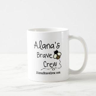 El equipo valiente de Alana Taza De Café