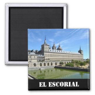 EL Escorial, España Imán Cuadrado