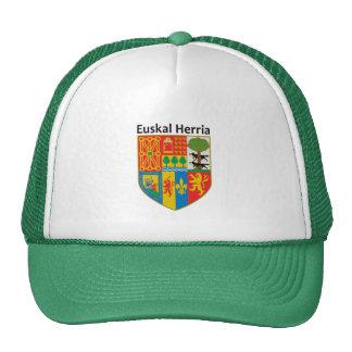 El escudo de armas vasco del país (Euskal Herria), Gorros Bordados