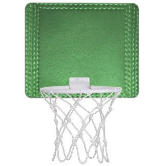 El espacio en blanco de la plantilla DIY añade el Mini Tablero De Baloncesto