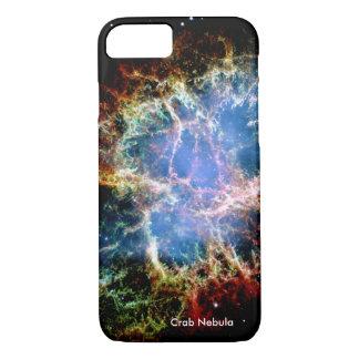 El espacio es el lugar:  Nebulosa de cangrejo Funda Para iPhone 8/7