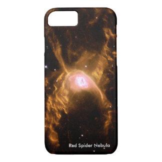 El espacio es el lugar:  Nebulosa de la araña roja Funda Para iPhone 8/7