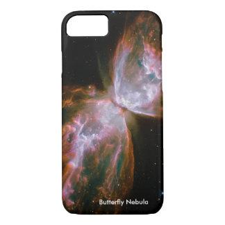 El espacio es el lugar: Nebulosa de la mariposa Funda Para iPhone 8/7