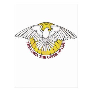 El Espíritu Santo Postal