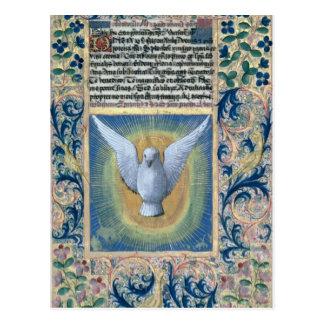 El Espíritu Santo Tarjeta Postal