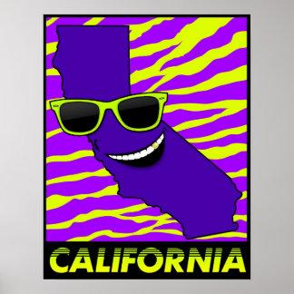 El estado del poster de California Póster