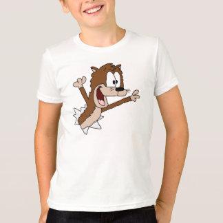 ¡El estallido va la comadreja! (Niños) Camiseta
