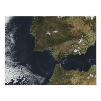 El Estrecho de Gibraltar Impresiones Fotográficas