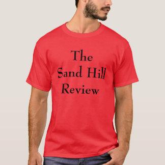 El estudio de la colina de la arena camiseta