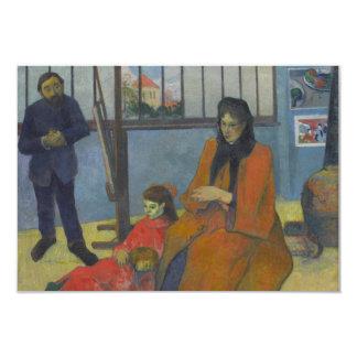El estudio de Schuffenecker de Paul Gauguin Anuncio Personalizado